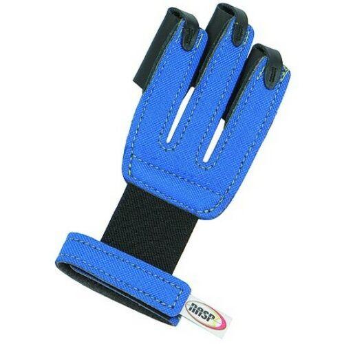 Neet Youth Three Finger Nylon NASP Archery Glove Size Small or Regular