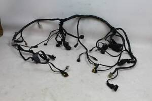 Ducati-Monster-S4R-04-05-Main-Wiring-Harness-Loom-Wire-Plugs-Relays-51012752A