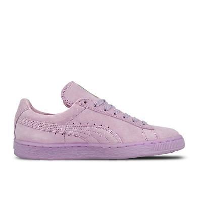 baskets femme puma violet