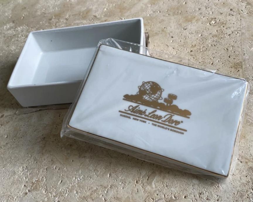 Aime Leon Dore Unisphere Stash Box IN HAND Porcelain