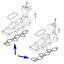 Corredor-de-la-aleta-eliminar-Remolino-aletas-P2015-retiro-Set-Kit-Para-2-7-3-0-V6-TDI-VW-Audi miniatura 3