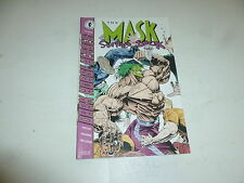 THE MASK Comic - No 4 - Date 05/1995 - Dark Horse Comic 's