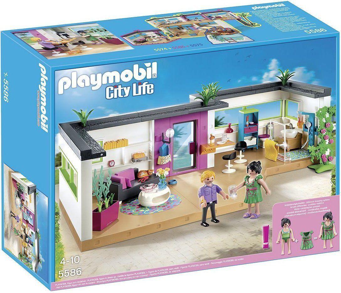 Playmobil City Life 5586 - Gästesuite