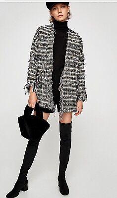 Manteau Zara Taille XS Collec. Actuelle Neuf