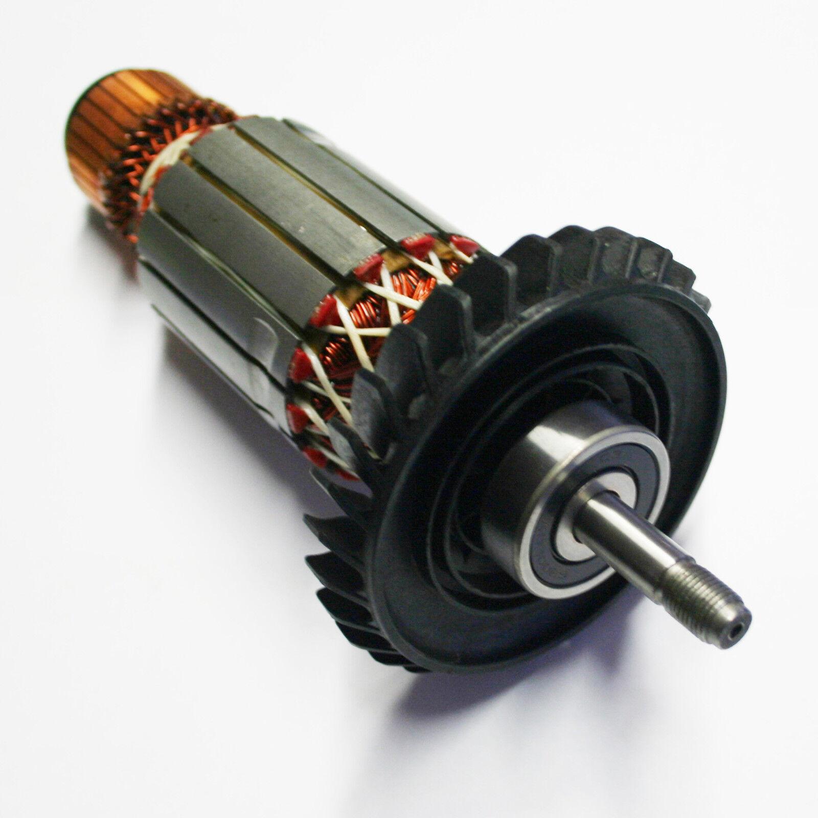 Anker Rotor komplett für Bosch GWS 25-180,GWS 25-230, GWS 25-230 S,GWS 25-230 J