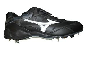 Details about NEW Mizuno 9 Spike Vintage Low Men's Metal Baseball Cleat size 15