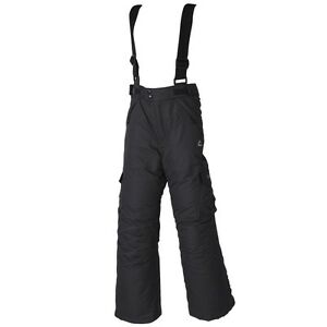 MEN/'S DARE2B /'GET LOOSE/' BLACK WATERPROOF AND BREATHABLE SALOPETTES//PANTS.