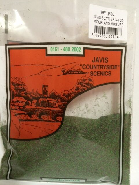 Javis Scatter countryside Scenics Model Railway//War Gaming.modeling accessory