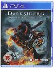 Darksiders Warmastered Edition PlayStation 4 Ps4 Release