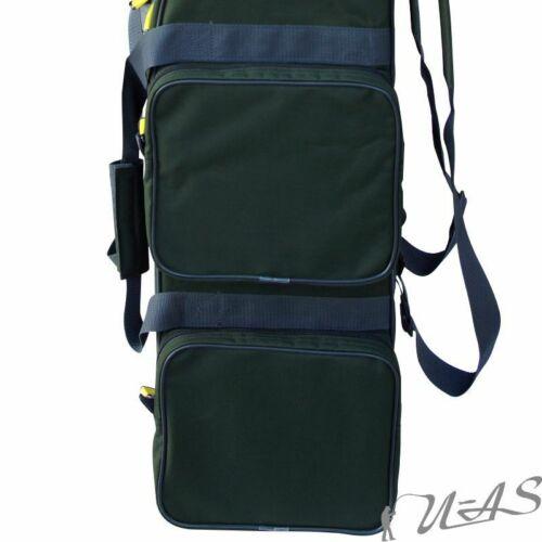 Delta Fishing Rutentasche 4 Fach 150 CM Futteral Rutenfutteral Angeltasche Rba
