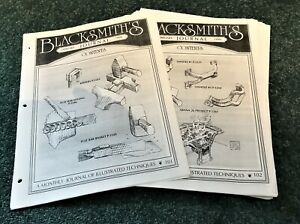Blacksmith-039-s-Journal-1999-Full-Year