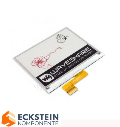 Waveshare 4,2 inch 400x300 E-Ink E-Paper Raw Display Module für Arduino WS13379