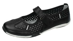 Doublure Décontractées En Femmes Noir F80066 Earth Cuir Down To Chaussures qw4HXqz