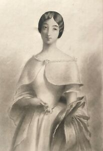 The-Lady-the-Camellia-on-paper-Japan-Alexandre-Dumas-Son-after-Chaplin-c1860