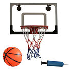 Basketball Hoop Over The Door Backboard