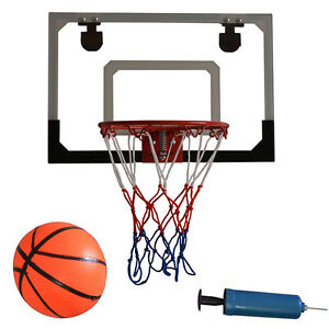 Basketball Hoop Over The Door Backboard Indoor Office Play ...