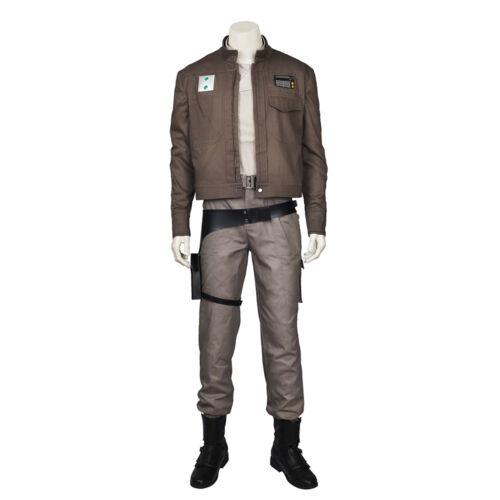 Original Rogue One:A Star Wars Story Cassian Andor Cosplay Costume Custom Size