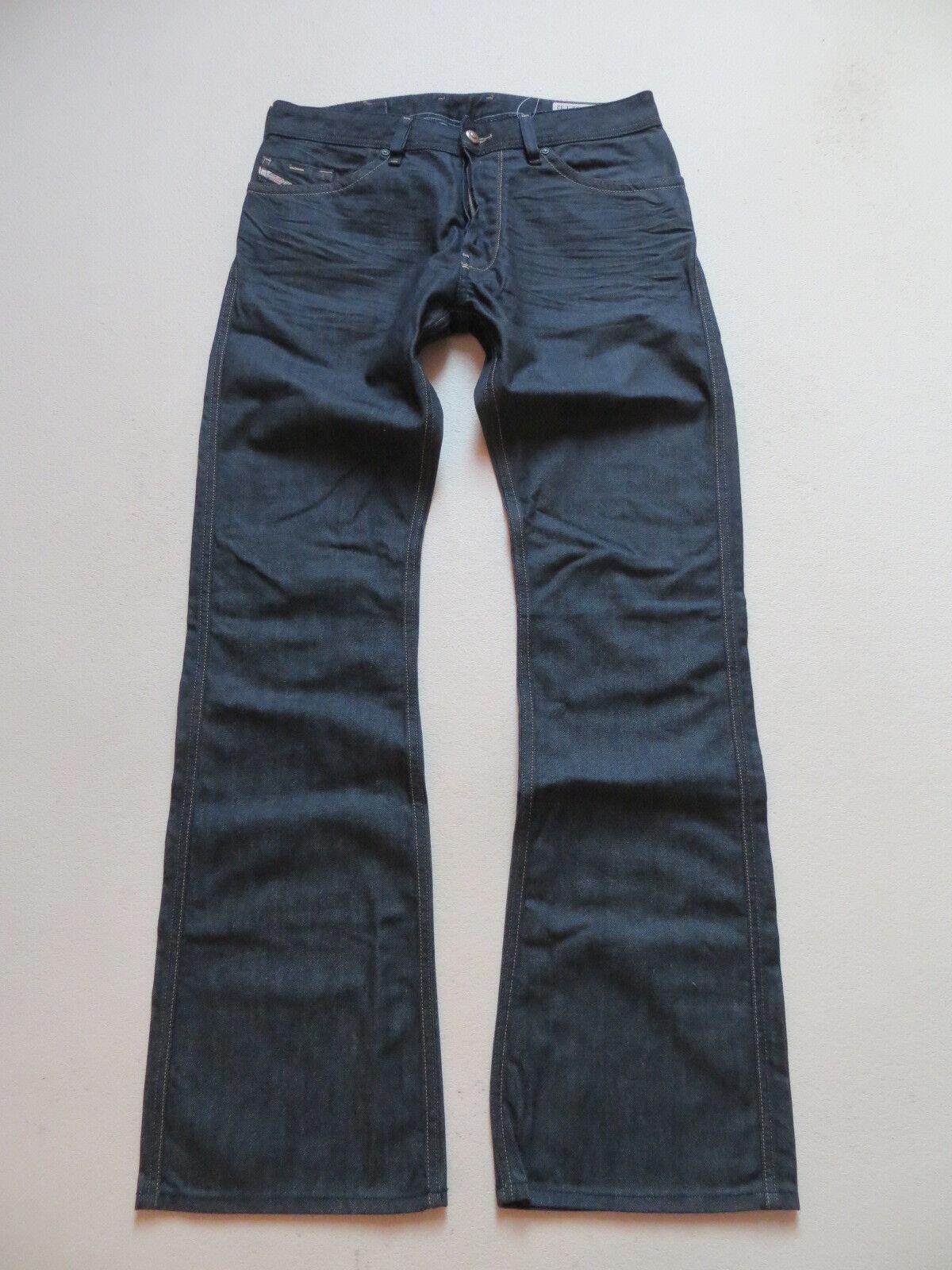 Diesel RUKY wash 0088Z Schlag Jeans Hose, W 31  L 32, Indigo Denim, wie NEU   46