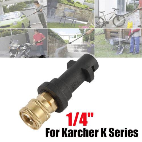 1x Pressure Washer Karcher K Adaptor Foam Pot Adapter Cleaning Tool For Karcher.