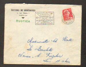 PARIS-XIV-Arrt-EDITIONS-DE-MONTSOURIS-034-Revue-Presse-RUSTICA-034-en-1956