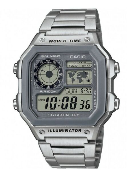 CASIO AE-1200WHD-7AVEF Collection NOVEDAD ENE 2020