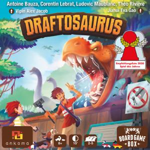 Board-Game-Box-Draftosaurus-Brettspiel-Spiel-Gesellschaftsspiel-Dinosaurier