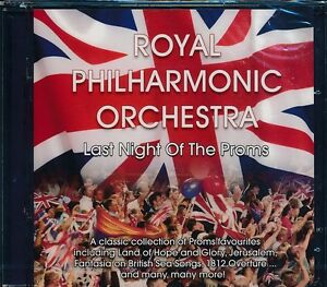 Royal-Philharmonic-Orchestra-Lst-Night-Of-the-Proms-CD-NEW-Rossini