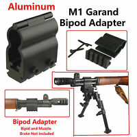 M1 Garand All Aluminum Heavy Duty Bipod Adapter,Picatinny Weaver Mount