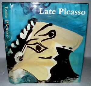 Late-Picasso-Paintings-Sculpture-Drawings-prints-1953-1972-Hardback-1988