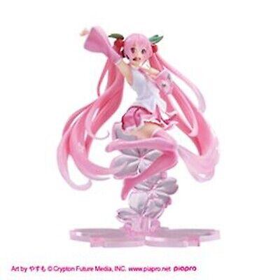 Hatsune Miku Sakura Cherry Plush Doll 2020 ver 3 set TAITO Anime JAPAN Vocaloid