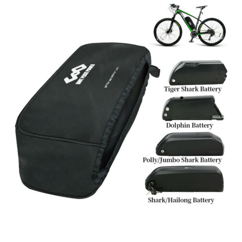 Battery Waterproof Cover For Dolphin //Tiger Shark// Hailong //Polly Ebike Battery