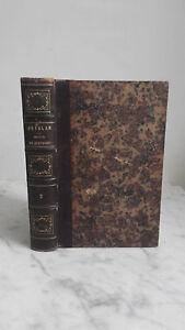 M Ortolan - Legenda Storia Delle Insegnanti - 1847 - Libraio Joubert