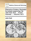 Elements of Botany. Illustrated by Sixteen Engravings. by John Hull, M.D. ... in Two Volumes. ... Volume 2 of 2 by John Hull (Paperback / softback, 2010)