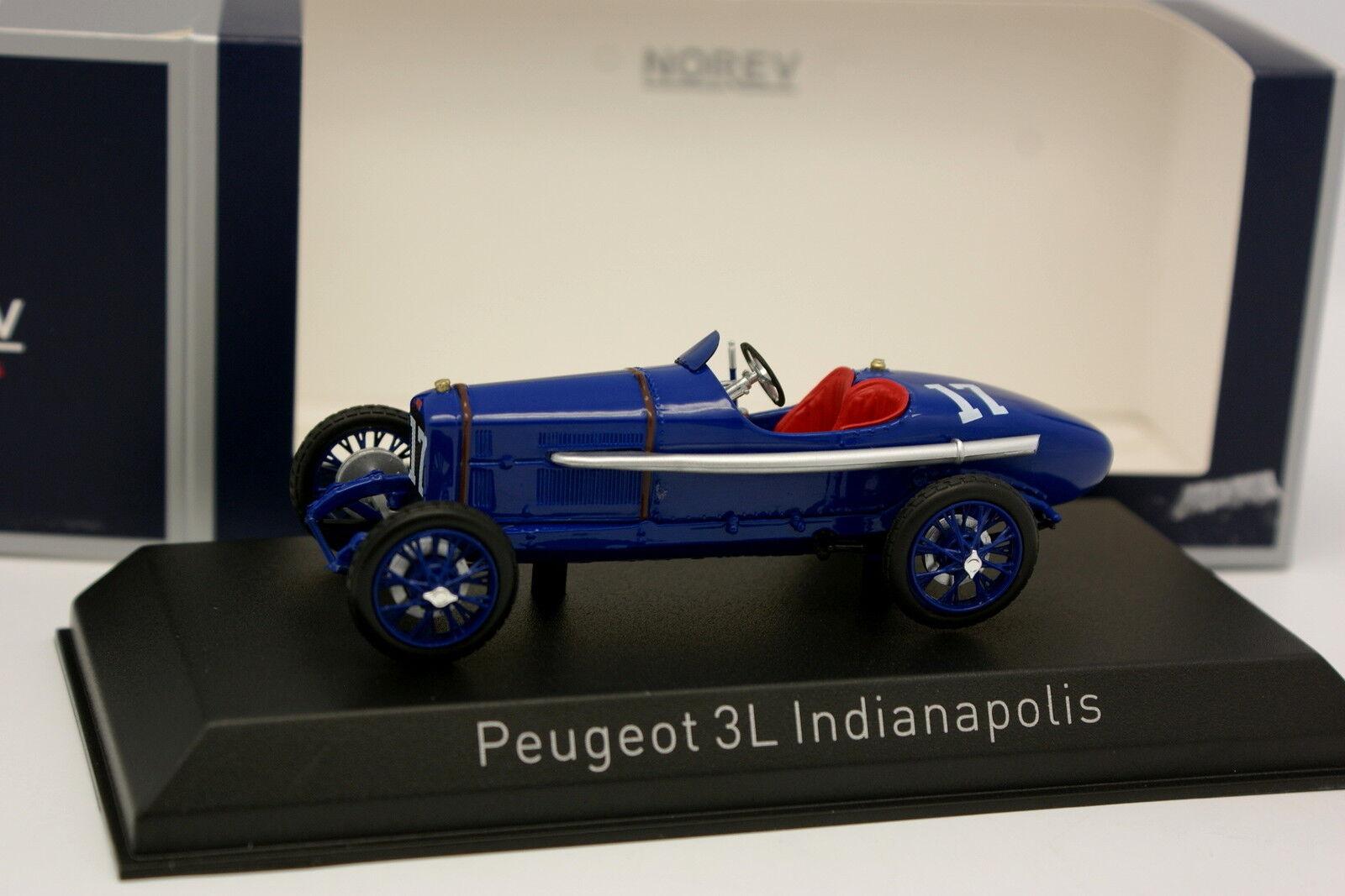Norev 1 43 - Peugeot 3L Indianapolis