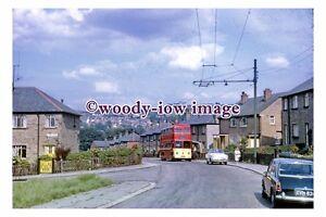 gw0432-Huddersfield-Trolleybus-no-628-in-1968-photograph-6x4
