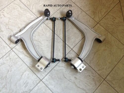 2 LINKS VAUXHALL VECTRA C 1.9CDTI TWO FRONT LOWER WISHBONE SUSPENSION ARMS 02-