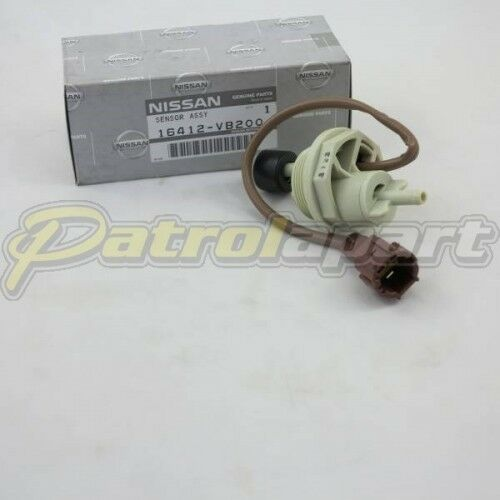 Nissan Patrol Genuine GU Lift Pump Water Sensor ( 16412VB200W )