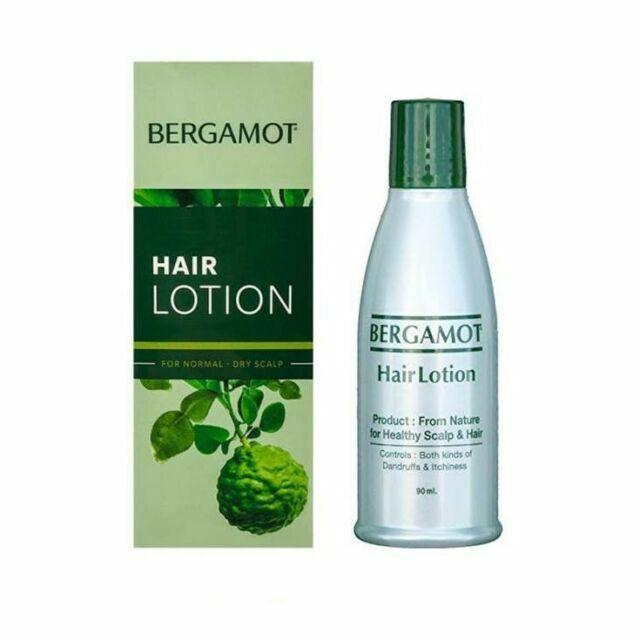 Bergamot Reduce Hair Loss Treatment Lotion Dandruff Scalp 90ml For Sale Online Ebay