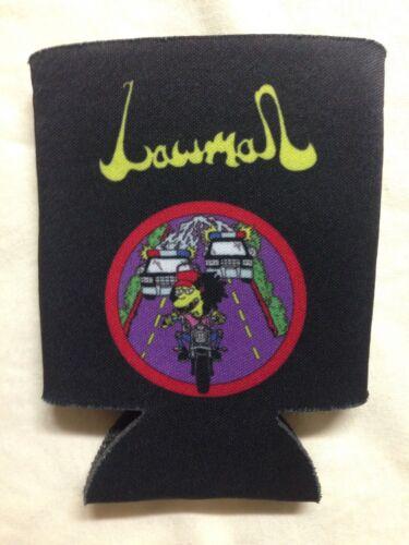 Lawman Otto Simpsons Bootleg Biker Koozies Heavy Doom Psych Sabbath Proto Metal