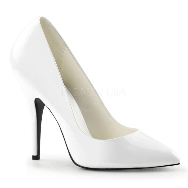 17e202b831e Elegant Classy Ladies Lacquer Stiletto High - HEELS Court Shoes Also ...