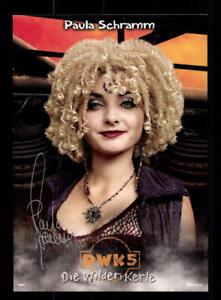 Verantwortlich Paula Schramm Die Wilden Kerle 5 Autogrammkarte Top ## Bc 111597 Blut NäHren Und Geist Einstellen National