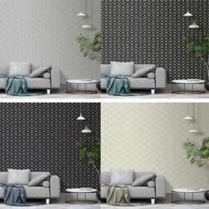 Debona-Glitter-Moon-Retro-Deco-Fan-Wave-10m-Wallpaper-4-Colours