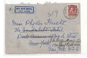 Importé De L'éTranger Dd78 1936 Jamaïque New York Usa Cover {samwells Couvre -} Pts-rs}pts Fr-fr Afficher Le Titre D'origine