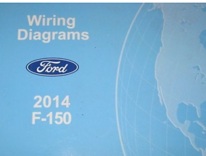 2014 Ford TRUCK F150 F-150 Wiring Electrical Diagram ...