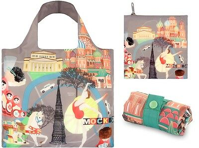 LOQI URBAN Shopper Tasche MOSKAU - LOQI URBAN Shopper Bag MOSCOW