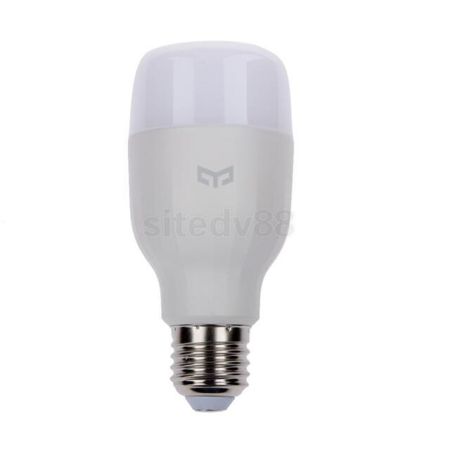Xiaomi Mi Yeelight 220V 9W E27 Type LED Wireless WIFI Control Smart Light Bulb