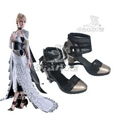 Kingsglaive Final Fantasy XV Luna Freya Cosplay Shoes High Heels Comic Con New