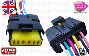 RENAULT-CLIO-MEGANE-SCENIC-LAGUNA-TEMIC-WINDOW-MODULE-WIRING-PLUG-CONNECTOR-WIRE