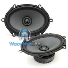 "MOREL TEMPO ULTRA INTEGRA 572 5""x7"" 6""x8"" NEODYMIUM TWEETERS COAXIAL SPEAKERS"
