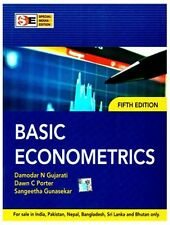 Basic Econometrics By Damodar N Gujarati And Dawn C Porter 2008